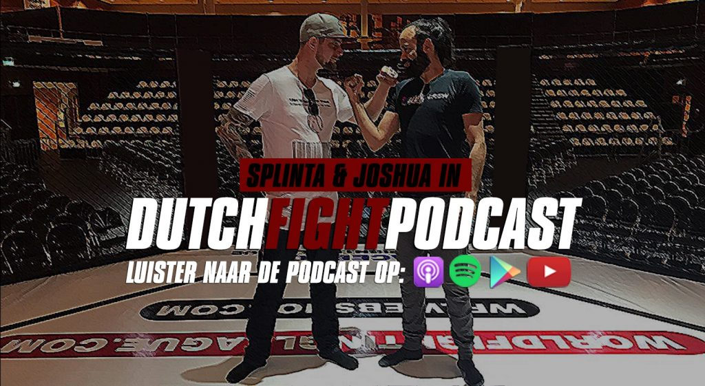 DUTCH FIGHT PODCAST COVER
