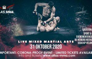 ATLAS MMA 8