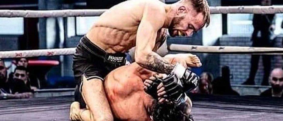 JELLE ZEEGERS TREKT ZICH TERUG VAN ATLAS MMA 7