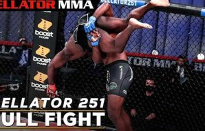 Full Fight- Melvin Manhoef vs Corey Anderson