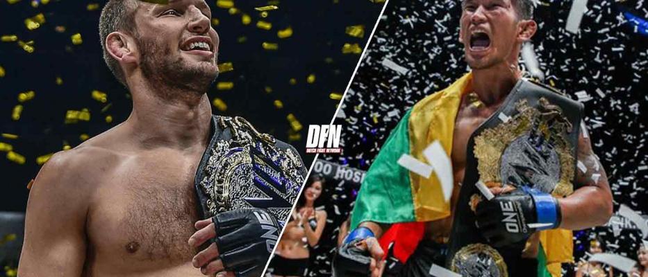 Last minute vecht Reinier de Ridder voor Light Heavyweight titel
