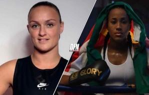Nadia van der Wel vs Chavella Lee toegevoegd aan Fight Club Summerslam