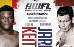 World Fighting League 5 kaart is bekend gemaakt