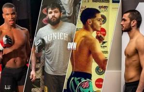Winter vs Shouddi & Spitters vs Liga op Versus MMA