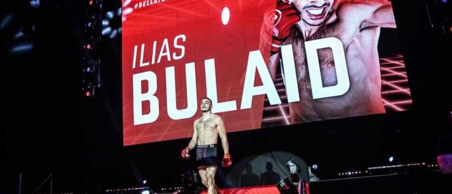 Ilias Bulaid tekent nieuwe contract bij Bellator