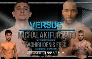 Versus 2 Poster Michalak vs Furtado