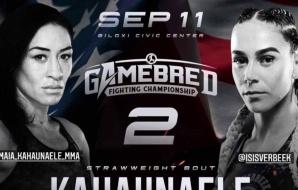 Isis Verbeek vecht alsnog Bare Knuckle MMA bij het 2de event van Masvidal