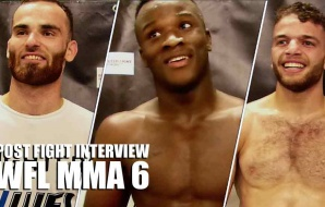 Post Fight Interviews- Winnaars World Fighting League MMA 6