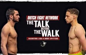 Talk Before The Walk - Salvatore Liga vs Jordy Spitters