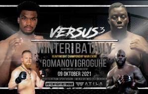 Versus MMA 4 Poster