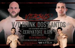 Versus MMA 3 Poster