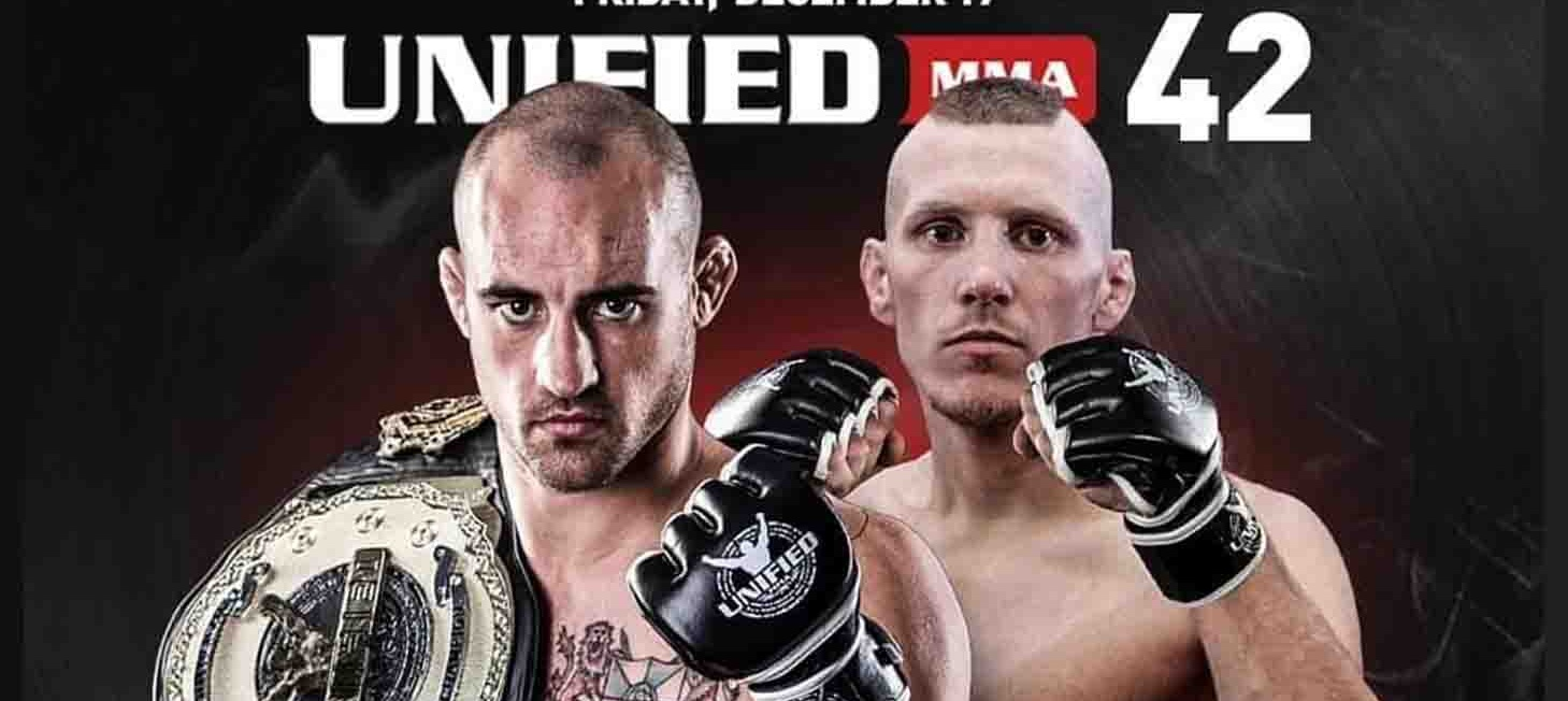 Unified MMA 42 Poster